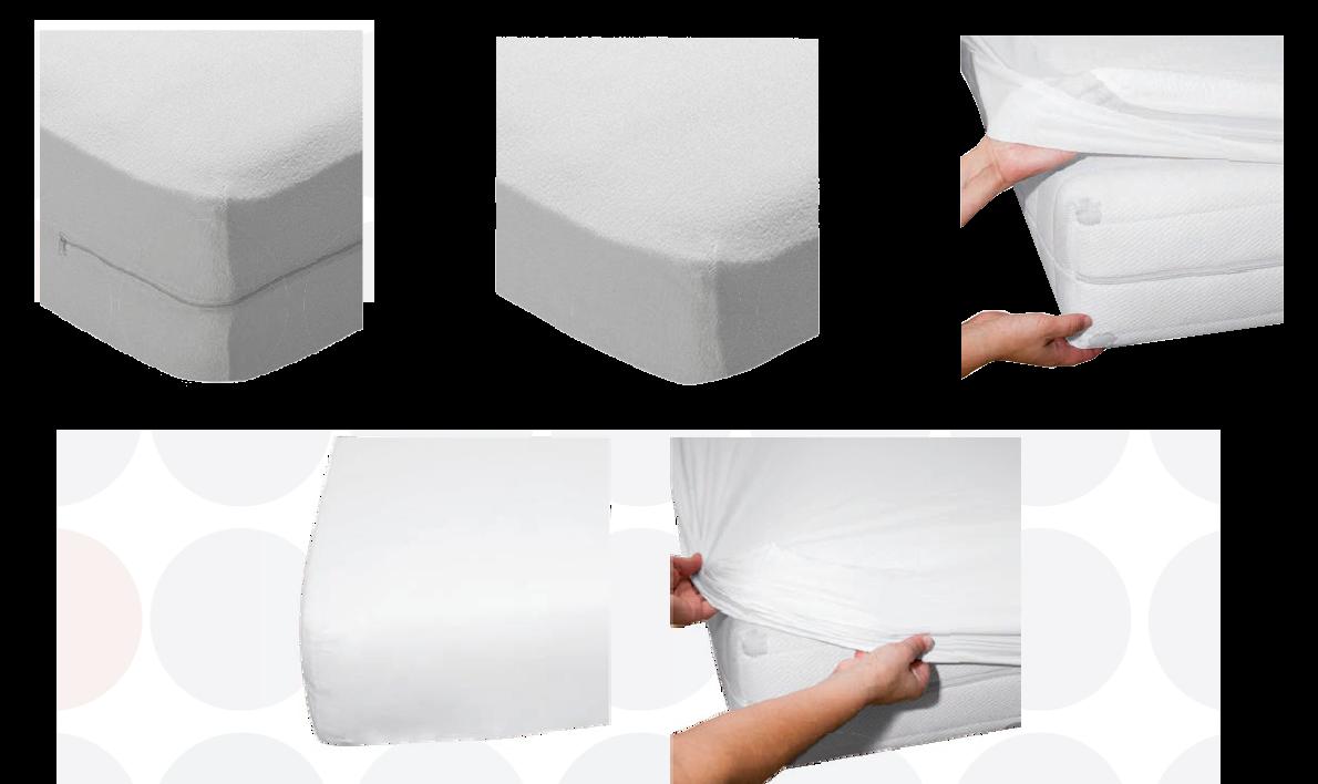 Fundas y protectores de colchón