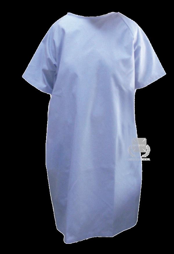 CAMISON HOSPITALARIO AZUL