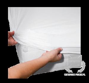 Protector colchon PVC